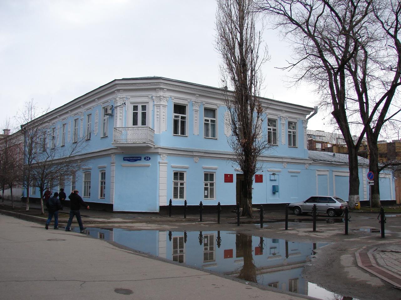 Помещение для фирмы Кренкеля улица коммерческая недвижимость рейтинг 2009